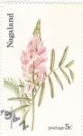 Stamps Nagaland -  FLORES-