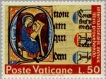 Stamps Vatican City -  Año Internacional del Libro