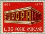 Stamps Vatican City -  Europa (C.E.P.T.)