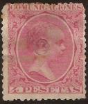 Sellos de Europa - España -  Alfonso XIII. Tipo