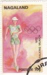 Stamps : Asia : Nagaland :  OLIMPIADA MUNICH 72