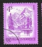 Stamps Austria -  Intercambio