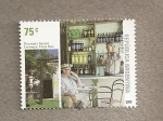 Stamps Argentina -  Pulpería