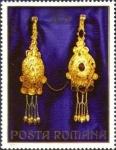 Sellos de Europa - Rumania -  Tesoro de oro de Pietroasa