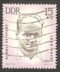 Sellos de Europa - Alemania -  688 - Rudolf Seiffert, deportista antifascista