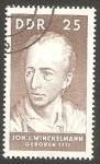 Stamps Germany -   993 . Johann J. Winckelmann