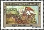 Stamps Romania -  Cuentos de Hadas