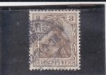 Stamps : Europe : Germany :  militar