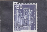 Stamps : Europe : Germany :  industria
