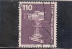 Stamps : Europe : Germany :  camara