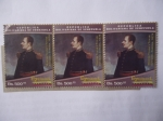 Stamps : America : Venezuela :  Bicentenario 1817-2017 - Ezequiel Zamora.