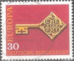 Stamps of the world : Germany :  Europa-CEPT.
