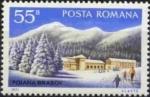 Sellos de Europa - Rumania -  Turismo