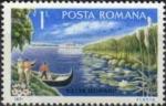 Stamps Romania -  Turismo
