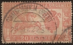 Stamps : Europe : Spain :  Pegaso. Correo Urgente  1925  20 cents