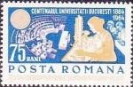 Sellos de Europa - Rumania -  Aniversarios