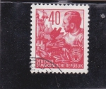 Stamps : Europe : Germany :  investigación