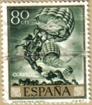 Stamps : Europe : Spain :  JOSE MARIA SERT - Argonautas