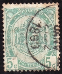 Stamps Europe - Belgium -  ESCUDO