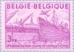 Sellos del Mundo : Europa : Bélgica : Promoción de exportación