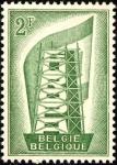 Sellos del Mundo : Europa : Bélgica :  Europa (C.E.P.T.)