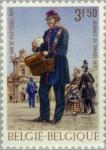 Sellos del Mundo : Europa : Bélgica : Día del Sello 1971 - Dag van de postzegel - Journée du timbre