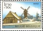 Stamps Belgium -  Museos