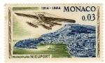 Stamps : Europe : Monaco :  Nieuport