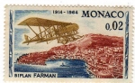 Stamps : Europe : Monaco :  Farman
