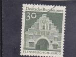 Sellos de Europa - Alemania -  Flensburg/Schleswig