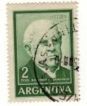Stamps : America : Argentina :  Domingo sarmiento