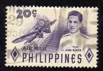 Stamps : Asia : Philippines :  Jose Gozar Conmemorativo del Rotary Internacional