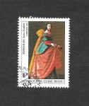 Stamps : Africa : Guinea_Bissau :  Pintores