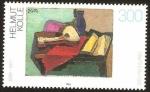 de Europa - Alemania -  1677 - Pintor alemán del siglo XX, Helmut Kolle