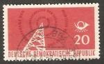 de Europa - Alemania -  339 - Correos y Telecomunicaciones