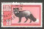 de Europa - Alemania -  652 - Zorro