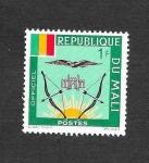 Stamps : Africa : Mali :  Escudo