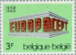 Sellos del Mundo : Europa : Bélgica : Europa (C.E.P.T.) 1969