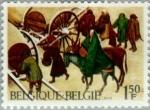Sellos del Mundo : Europa : Bélgica : Navidd del 69