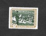 Stamps Rwanda -  10º Aniv. Independencia de Ruanda