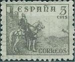 Stamps Spain -  Cifras y Cid