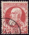 Stamps Belgium -  Leopóldo ll