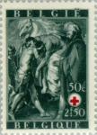 Sellos de Europa - Bélgica -  Cruz Roja de Belgische
