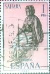 de Africa - Marruecos -  sahara español - 297 - Pintura