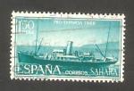 de Africa - Marruecos -  sahara español - 251 - Vapor