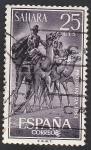 Stamps Morocco -  sahara español - 217 - Pro infancia