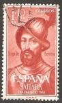 Stamps Morocco -  sahara español - 200 - Diego García de Herrera