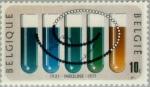 de Europa - Bélgica -  El descubrimiento de la insulina - 1921-1971