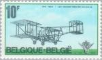 de Europa - Bélgica -  Pioneros de la Aviación