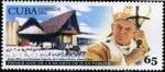 Stamps Cuba -  Juan Pablo II